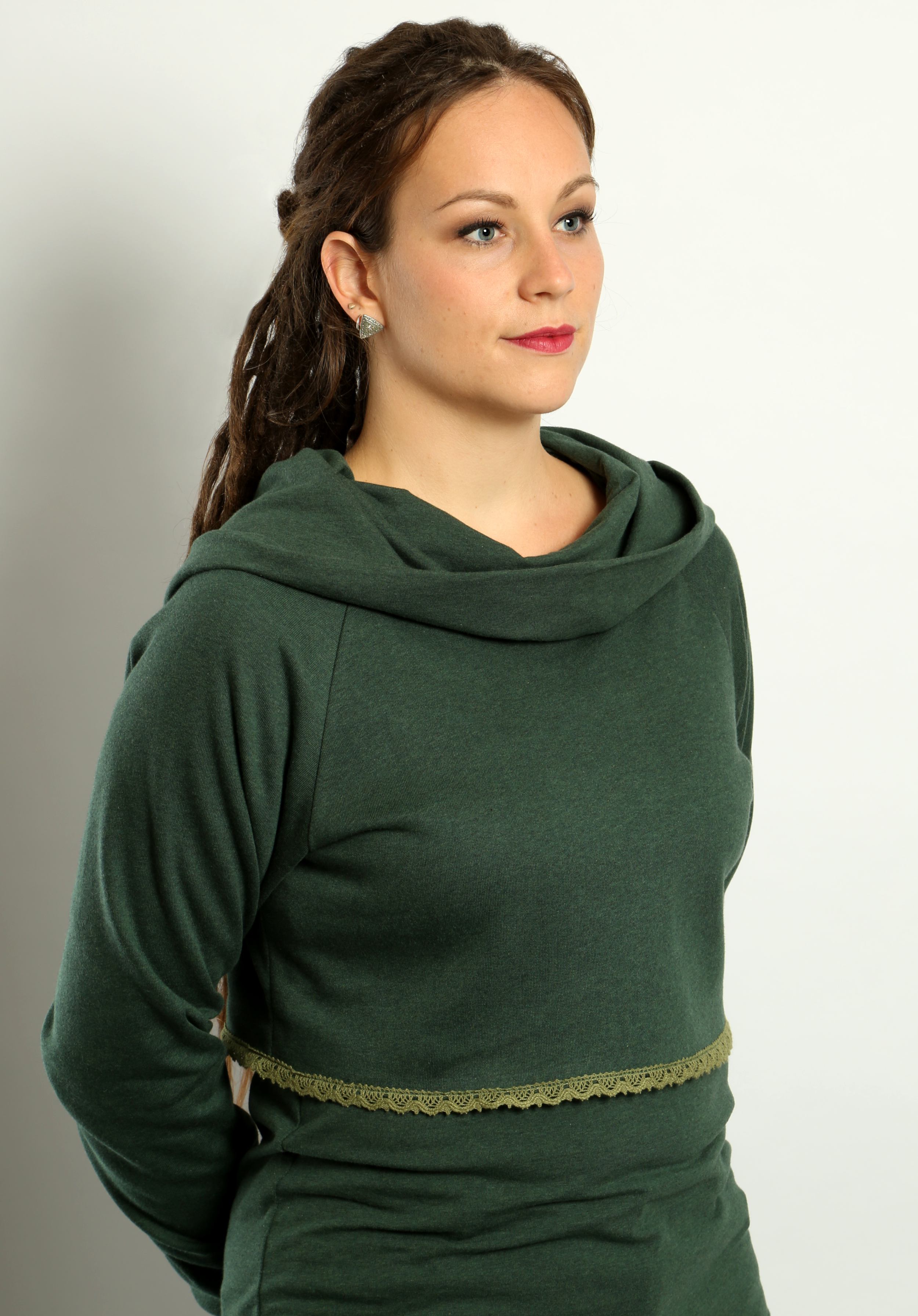 Kurzsweater Tanne