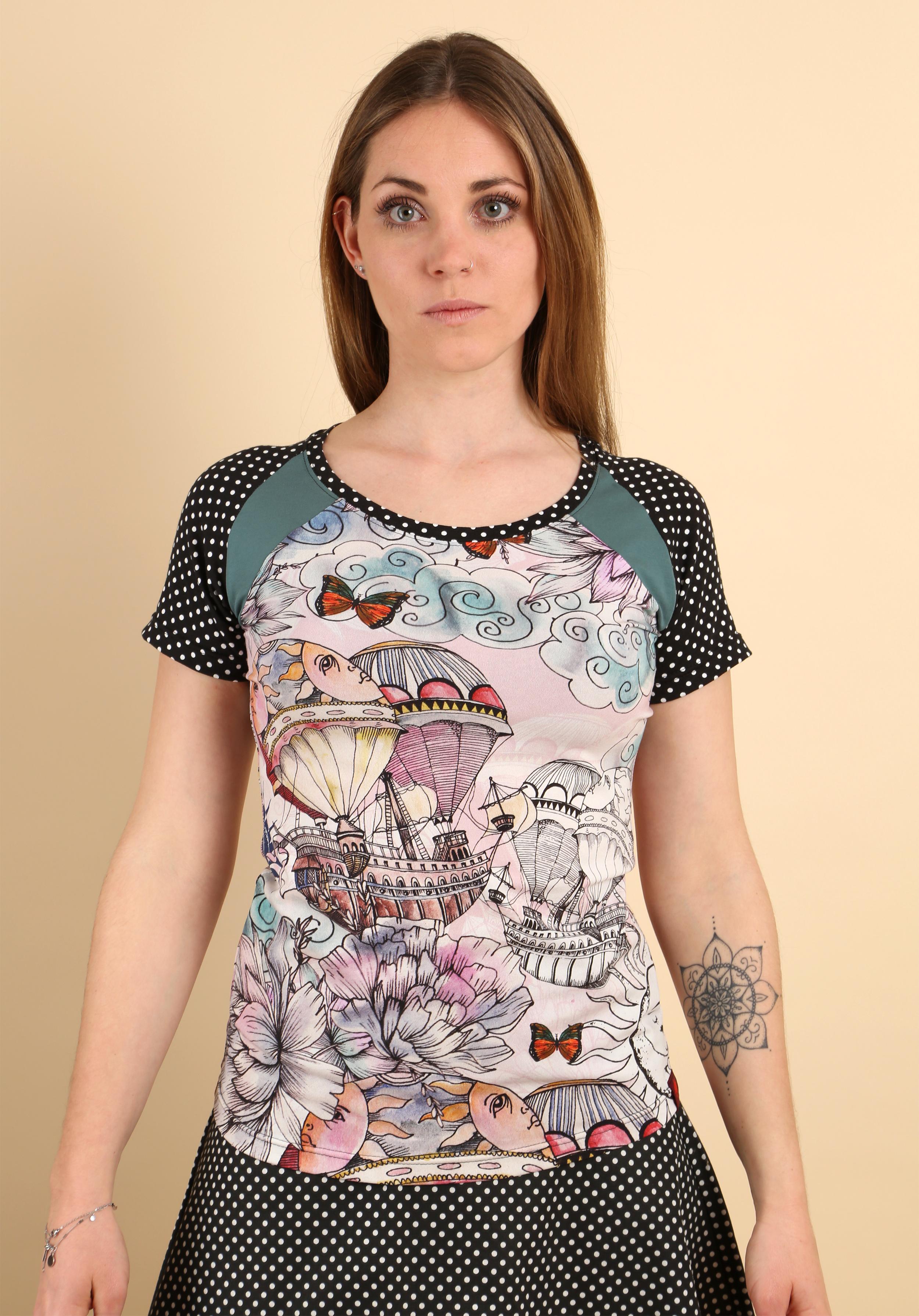 Raglan Shirt Zeppelin