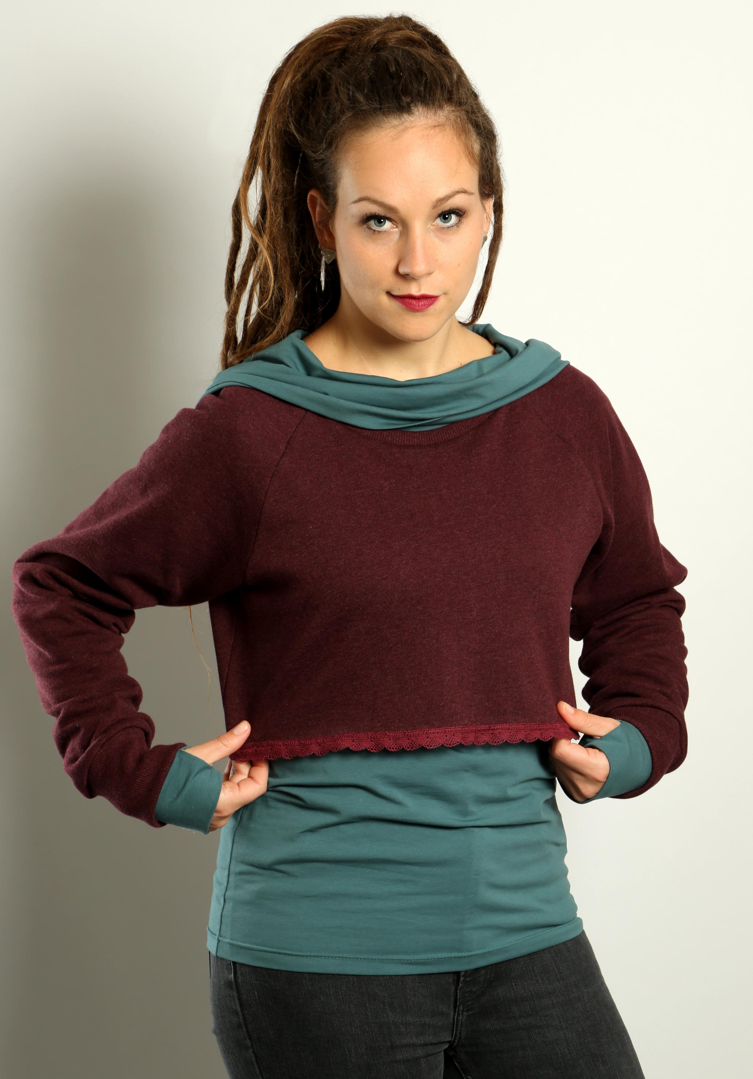 Kurzsweater Herbst